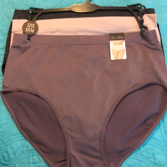 73c6309f25c7 Prima Valentina Intimates & Sleepwear | Nwt 3 Pk Plus Size Panties ...